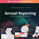 Annual Reporting Powerpoint Presentation Template - GraphicRiver Item for Sale