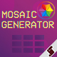 Mosaic Photo Generator - VideoHive Item for Sale