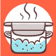 Cooking recipe icons - GraphicRiver Item for Sale