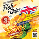 Fish and Chips Flyer - GraphicRiver Item for Sale