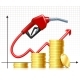 Rising Price of Gas Fuel Handle Pump Nozzle - GraphicRiver Item for Sale
