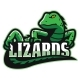 Green Lizard Mascot - GraphicRiver Item for Sale
