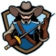Musketeer Mascot - GraphicRiver Item for Sale