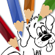 Cartoon Coloring for Kids - Animals - HTML5 Construct 2 & 3 Game with Source-code - CodeCanyon Item for Sale
