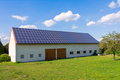 Green Energy with Solar Collectors - PhotoDune Item for Sale