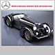 Mercedes.Benz.SS.Roadster - 3DOcean Item for Sale