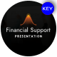 Financial Support Keynote Template - GraphicRiver Item for Sale