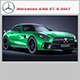 Mercedes AMG GT R 2017 - 3DOcean Item for Sale