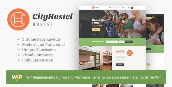 City Hostel A Travel & Hotel Booking