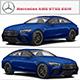 Mercedes AMG GT63 2019 - 3DOcean Item for Sale