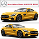 Mercedes Benz AMG GT 2016 - 3DOcean Item for Sale