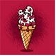 Eye Ice Cream - GraphicRiver Item for Sale