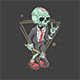 Zombie Rocker - GraphicRiver Item for Sale