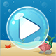 Ocean Theme GUI Pack 08 - GraphicRiver Item for Sale