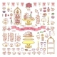 Vector Royal Dishes Tableware Concept - GraphicRiver Item for Sale