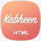 KABHEEN - Responsive Wedding Web Template - ThemeForest Item for Sale