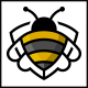 Bee Shield Logo Template - GraphicRiver Item for Sale