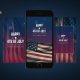 4th of July Instagram Stories - VideoHive Item for Sale