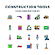 Construction tools Icons - GraphicRiver Item for Sale