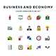 Business and Economy Icons - GraphicRiver Item for Sale