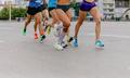 legs runners athletes women and men - PhotoDune Item for Sale