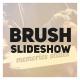 Brush Memories Slideshow - VideoHive Item for Sale