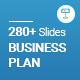 Business Plan Keynote Presentation Template - GraphicRiver Item for Sale