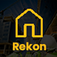 Rekon - Construction WordPress Theme - ThemeForest Item for Sale