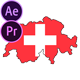 Switzerland Map Toolkit - VideoHive Item for Sale