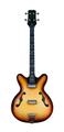 Old semi-acoustic bass guitar - PhotoDune Item for Sale