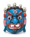 Traditional mask of Mahakala - PhotoDune Item for Sale