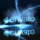 Lightning Logo Intro - VideoHive Item for Sale