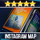 Instagram Map Story - VideoHive Item for Sale