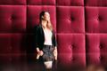Portrait Of Businesswoman In Corporate Office - PhotoDune Item for Sale