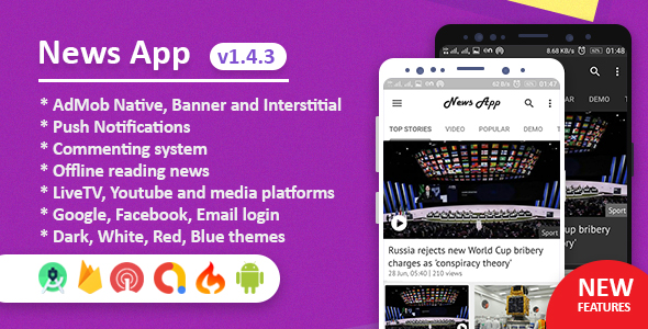 Android News App Download