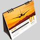 Desk Calendar 2021 Planner - GraphicRiver Item for Sale