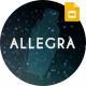 ALLEGRA - Google Slide Template - GraphicRiver Item for Sale