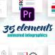 Business Infographics Vol.36 for Premiere Pro
