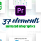 Business Infographics Vol.39 for Premiere Pro