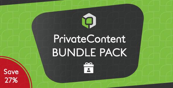 PrivateContent - WordPress Bundle Pack