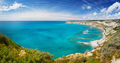 Landscape With Sea and Blue Sky, Cyprus - PhotoDune Item for Sale