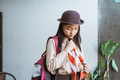 indonesian girl scout getting ready to go - PhotoDune Item for Sale