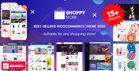 ShoppyStore - Multipurpose Responsive WooCommerce WordPress Theme (15+ Homepages & 3 Mobile Layouts) 13