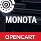 Monota - Auto Parts, Tools, Equipments and Accessories Store Opencart Theme - ThemeForest Item for Sale