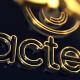 Gold Logo Reveal v3 - VideoHive Item for Sale