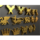 Heraldry Package 3D model - 3DOcean Item for Sale