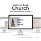 Makiud Park Church Powerpoint Presentation - GraphicRiver Item for Sale