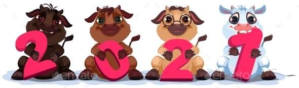2021 Year of Bull According To Chinese Calendar