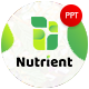 Nutrient Healthy Food Presentation Template - GraphicRiver Item for Sale