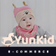 Yunkid - Kids Toys Store Responsive Shopify Theme - ThemeForest Item for Sale